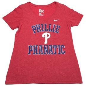 Philadelphia Phillies Phillie Phanatic Nike
